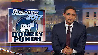 Watch The Daily Show with Trevor Noah Season 2017 Episode 144 - Kenneth Branagh Online