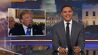 Watch The Daily Show with Trevor Noah Season 2017 Episode 156 - St. Vincent Online