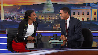 Watch The Daily Show with Trevor Noah Season 2017 Episode 157 - Tiffany Haddish Online