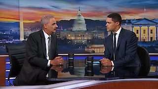 Watch The Daily Show with Trevor Noah Season 2018 Episode 57 - Eric Holder Online