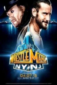 WWE: WRESTLEMANIA, XXIX