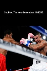 ShoBox: The New Generation: 10/23/15