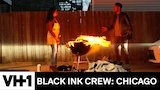 Watch Black Ink Crew: Chicago - Danielle Burns Terrances Clothes 'Sneak Peek | Black Ink Crew: Chicago Online