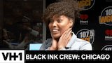 Watch Black Ink Crew: Chicago - Charmaine Hits the Airwaves with Nipsey Hussle 'Sneak Peek | Black Ink Crew: Chicago Online