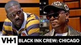 Watch Black Ink Crew: Chicago - Phor & London on da Track Clash in the Studio 'Sneak Peek' | Black Ink Crew: Chicago Online