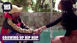 Watch Growing Up Hip Hop - Did Tee Tee Just Get Friendzoned!? | Growing Up Hip Hop | WE tv Online
