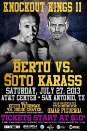 SCB: Thurman vs. Soto Karass