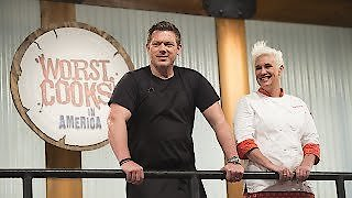 Watch Worst Cooks in America Season 12 Episode 3 - Show Me the Vegetabl...Online