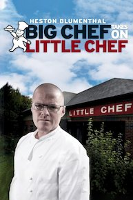 Big Chef Takes on Little Chef