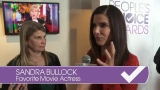Watch People's Choice Awards Season  - Sandra Bullock reveals whether another
