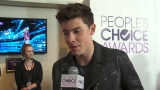 Watch People's Choice Awards Season  - Shawn Mendes has a special message for his fans Online