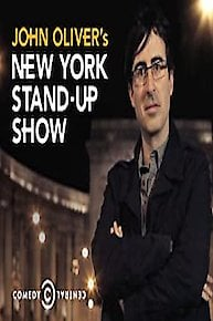 John Oliver's New York Stand-up Show