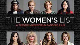 Watch American Masters Season 28 Episode 7 - The Women's List Online