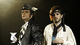 Watch Flight of the Conchords Season 2 Episode 8 - New Zealand Town Online