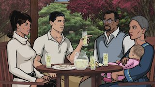 Watch Archer Season 6 Episode 8 - The Kanes Online