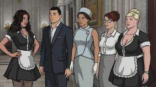 Watch Archer Season 6 Episode 9 - Pocket Listing Online