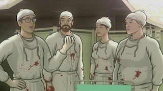 Watch Archer Season 6 Episode 11 - Achub Y Morfilod Online