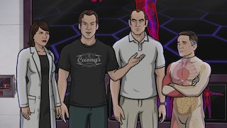 Watch Archer Season 6 Episode 12 - Drastic Voyage: Part... Online