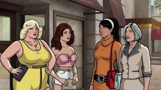 Watch Archer Season 7 Episode 7 - Double Indecency Online