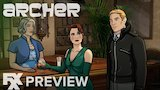 Watch Archer - Danger Island: A Warrior In Costume Online