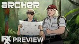 Watch Archer - Danger Island: Strange Doings In The Taboo Groves Online