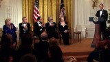 Watch The Golden Globe Awards Season  - The 2011 Kennedy Center Honorees at the White House Online