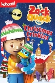 Zack and Quack - Christmas Crinkles