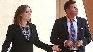 Watch Bones Season 11 Episode 20 - The Stiff in the Cli... Online
