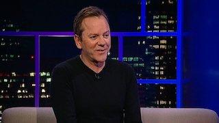 Watch Tavis Smiley Season 9 Episode 261 - Kiefer Sutherland Online