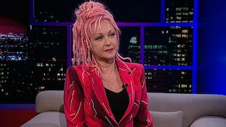 Watch Tavis Smiley Season 9 Episode 392 - Cydi Lauper, Pt. 1 Online