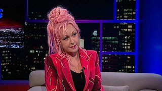 Watch Tavis Smiley Season 9 Episode 393 - Cyndi Lauper, Pt. 2 Online