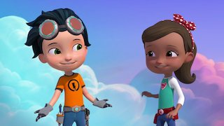 Watch Rusty Rivets Season 3 Episode 1 - Ruby's Comet Adventu...Online