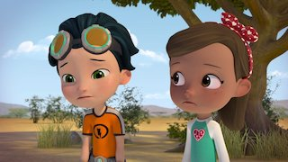 Watch Rusty Rivets Season 3 Episode 2 - Rusty's Mobile Rivet...Online