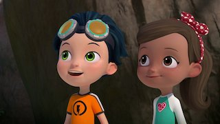 Watch Rusty Rivets Season 3 Episode 4 - Rusty's Monkey Busin...Online