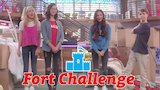 Watch Bizaardvark - Fort Challenge  | Bizaardvark | Disney Channel Online