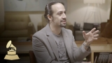 Watch The Grammys Season  - Hamilton creator Lin-Manuel Miranda | Nomination Interview | 58th GRAMMYs Online