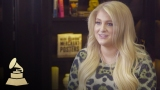 Watch The Grammys Season  - Meghan Trainor | Nomination Interview | 58th GRAMMYs Online
