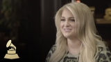 Watch The Grammys Season  - Meghan Trainor Talks About Her New Album