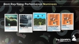 Watch The Grammys - Best Rap / Sung Performance Nominees | The 59th GRAMMYs Online
