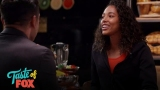 Watch Pitch - Kylie Bunbury & Mark Consuelos: Your Character As A Meal | TASTE OF FOX Online