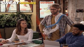 Watch The Great Indoors Season 1 Episode 19 - Ricky Leaks Online