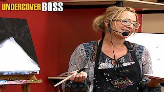 Watch Undercover Boss Season 8 Episode 3 - Painting With A Twis... Online