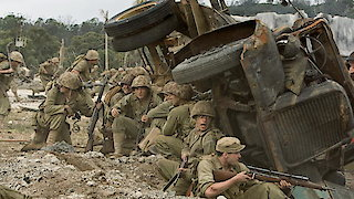 Watch The Pacific Season 1 Episode 6 - Peleliu Airfield Online