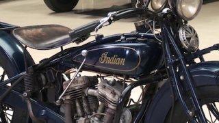 Watch Jay Leno's Garage (2013) Season 9 Episode 90 - 1931 Indian 101 Scou... Online