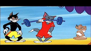 Watch Tom and Jerry Season 2 Episode 44 - Muscle Beach Tom Online
