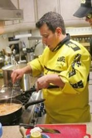 The Racing Chef