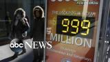 Watch ABC World News Tonight With Diane Sawyer Season  - Powerball Jackpot at $1.4 Billion and Counting Online