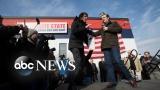 Watch ABC World News Tonight With Diane Sawyer Season  - Donald Trump Demands Ted Cruz Address His Birthplace Issue Online
