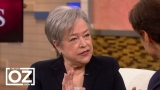 Watch The Dr. Oz Show Season  - Sneak Peek: Kathy Bates and Dr. Oz Discuss Her Cancer Battle Online