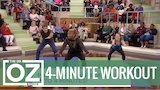 Watch The Dr. Oz Show - The 4-Minute Workout That's Just as Effective as a 30-Minute Workout Online
